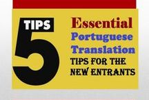 Portuguese Translation Service / TridIndia offers Professional Portuguese language translation services for websites and technical documents.