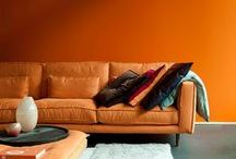 •✗• SPICE / Colour Inspiration Collection. Exploring the world of oranges - from tangerine to citrus and the boldness of that burning glow. Celebrating the SPICE of life.