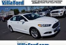 Our New Ford Vehicles / Check out the latest Fords that we have in our showroom! Click on the photo for more information!