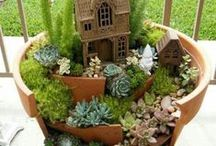 Garten Miniatur