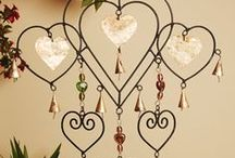 Suncatcher and wind chime