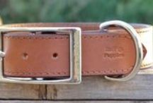 Classic Dog Collars / Our Classic collar styles feature our signature oil tanned, Latigo leather, custom dog collars in a clean and classic design. If you are in search of simple, quality leather dog collars, have a look at these classic styles!
