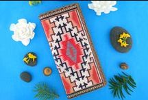 Beautiful Balkan Collection / Vegan bags, wallet and other accessories inspired by beautiful Balkan style. Design by Mlavi Studio, Wholesale at www.mlavi.com, Shop now at www.mlavi.ca