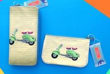 Groovy Retro Collection / Mlavi loves retro objects from typewriter to scooter! You can find these charming images from the old times on our vegan leather bags, wallets, cardholders, makeup pouches and luggage tags. For Wholesale, please visit http://mlavi.com/mlavi-retro-themed-vegan-bag-wallet-and-accessories-wholesale.html To shop now, please visit https://mlavi.ca/search?type=product&q=retro #retro #vegan #vintage #fashion #accessories #gift #wholesale #shopping #boutique #tradeshow #bicycle #scooter #typewriter #car