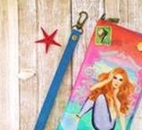 Mermaid Magic / Mlavi vegan leather mermaid large wallets, coin purses, pouches, luggage tags & makeup pouches. #wholesale #mermaid #wallet #travel #vegan Wholesale www.mlavi.com Shop now at http://mlavi.ca/search?type=product&q=mermaid