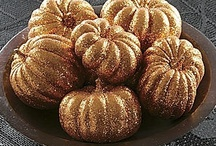 Glitter Pumpkins / by Faulkner's Ranch