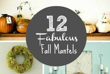 Pumpkin Mantles and Centerpieces / Mantles, Centerpieces, Displays, and More! / by Faulkner's Ranch Events