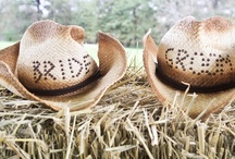 Rustic Chic Wedding Ideas / by Faulkner's Ranch Events