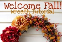 Fall Wreaths / by Faulkner's Ranch