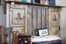 Old Doors / by Somethin' Salvaged