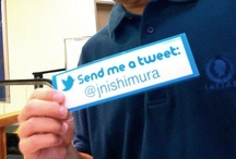 FollowMeSticker & Customers!  / Pictures from Us and from You!