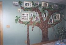 Family Tree art / by Somethin' Salvaged