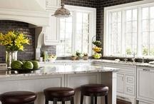 Kitchens I love / by Rosie Naumovski
