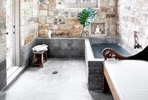 Bathroom Ideas / by Rosie Naumovski