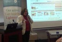Hospital Clients / Hospital Clients, Lighten Up 4 Life Community Wellness Programs