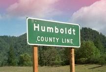 Humboldt County / by Kelly Kurwitz Buckman