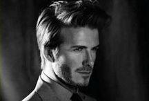 David Beckham / かっこよすぎるベッカムをひたすらピンするボードです。
