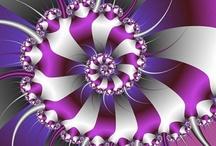 Purple / by Kelly Kurwitz Buckman