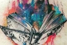 *Art in the form of Tattoos* / Beautiful, original tattoos. Unique ink ideas for men and women - from traditional black-and-grey designs to full-color portraits.