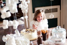 Anniversary bridal or special party ideas
