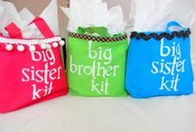 Baby Projects ~ Pitter Patter of Little Feet / Baby shower ideas and gifts.  / by Stephanie Eberhart