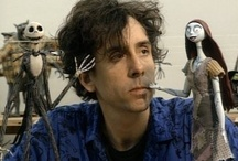 Tim Burton / Tim Burton is one of the most creative and oustanding directors in the industry. He has been a part of so many of the best movies over the years, and many of them are among my all-time favorites. / by Danielle Stachewicz