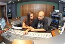 Alicia Keys - The Oven Studios / Long Island, New York: