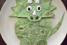 Fun Food For Kids  / by Stephanie Eberhart