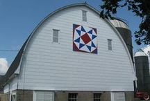Barn Quilts / by Shelbe Houchins