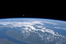 Earth from Space / la Terre vue de l'Espace
