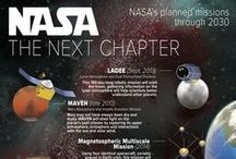 Space Infographic / Infography about Space