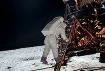 Apollo missions and before