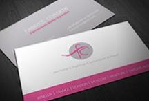 Branding & Design / Samples of how I have helped other entrepreneurs clarify their message and build their brand.