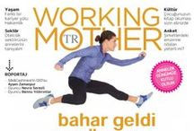 Dergi Arşivi / İki ayda bir çıkan Working Mother Türkiye dergilerini bir araya topladık.     http://bit.ly/1op2S58  Abonelik için: bit.ly/1r5zlBY  #workingmothertr #dergiarsivi #annecocuk #calisananne