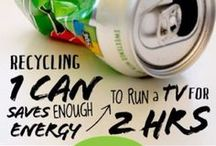 Infographics / Infographics related to recycling / by GreenRamsey