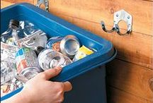 Recycling with Kids - Activities / Tips and ideas to involve children in recycling through activities at home and at school. #RamseyRecycles / by Ramsey Recycles