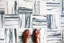 Tile Style / A fabulous tile can do wonders for a space begging for personality. These are some of my favourites.