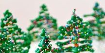 Holiday Fun // Christmas Time / Christmas recipes, Christmas crafts, Christmas projects, Christmas ideas for the kid in all of us.
