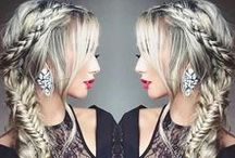 Trending in Hair / A board filled with the trendiest hairstyles, hair colors, and hair-dos on Pintererst!
