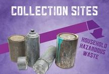Ramsey County Collection Sites / by Ramsey Recycles