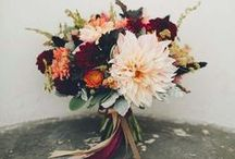 Autumn Magic / Autumn wedding incorporating fall colors in a magical way.