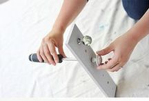 DIY // Do It Yourself / DIY inspiration to get creative and get your hands dirty!