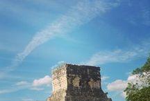 Yucatán y Quintana Roo, México. Legado maya.