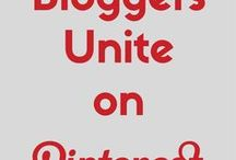 "Bloggers Unite on Pinterest / This board features the best of bloggers from the Facebook group, ""Bloggers Unite on Pinterest"". You must be a member of the group and following both group admins in order to be added as a collaborator. You may pin across all niches. Please pin other bloggers' pins as well as your own. Happy Pinning! To join, please go to the FB group and join, then follow directions. Thank you! https://www.facebook.com/groups/pinterestblogger/"