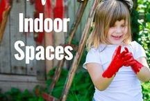 Early Years Indoor Spaces