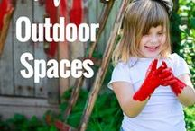Early Years Outdoor Spaces