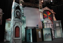 Stunning Sets and Puppets  / From the WP Puppet Theatre portfolio.