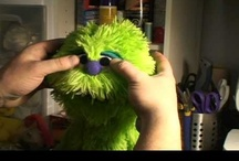 Please, try this at home / Puppetry tips, tricks, patterns and instructions to use in your own puppet workshop, lab, craft room or classroom