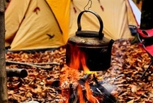 Wide Open Spaces / Camping/camping supplies/camping tips/camping hacks / by Billi