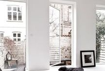 THE HOME / Comfort, lovely, inviting, organised...